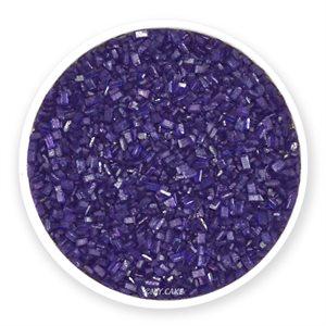 Coarse Sugar Crystals Violet