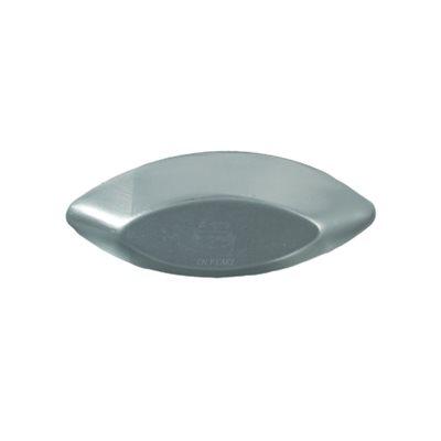 Plain Oval Tart 3 1 / 2 Inch