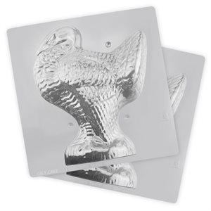 3D Large Turkey Chocolate Candy Mold-2 Piece