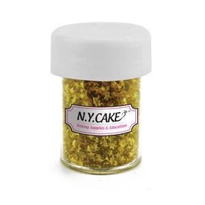 Edible Glitter Gold Stars  - 4.5 Grams