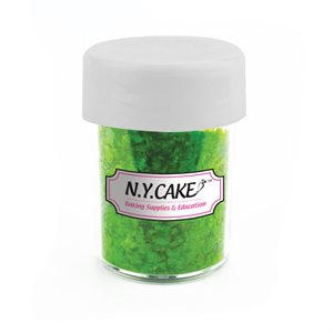 Edible Glitter Green 1 / 4 Ounce
