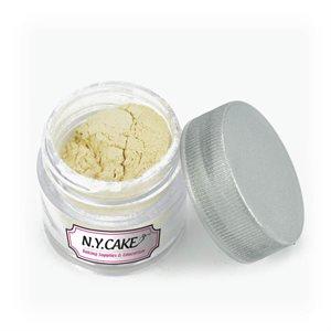 Edible Ivory Sterling Luster Dust 2.5 grams