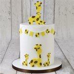 Giraffe Cutter Set By FMM