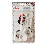 Mommy & Penguin Cutter Set By FMM