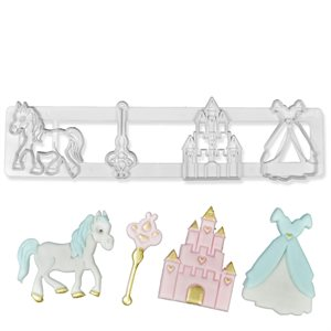 Fairytale Tappit Cutter Set By FMM