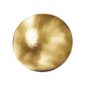 10 Inch Gold Round Cake Board