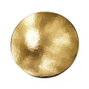 12 Inch Gold Round Cake Board