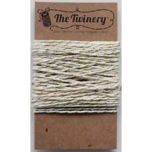 Gold Shimmer Twine Mini Bundle 15 Yards
