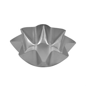 Star Tortilla Cup Pan 5 1 / 4 Inch
