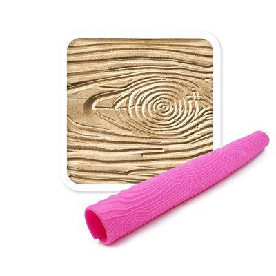 Woodgrain Fondant Impression Mat