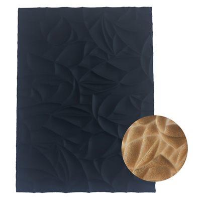 Crinkled  Silicone Baking-Decorating Impression Mat