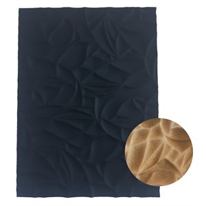 Crinkled  Silicone Baking-Decorating Impression Mat
