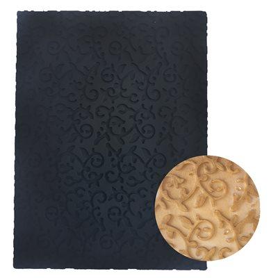 Vine Silicone Baking-Decorating Impression Mat