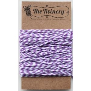 Lilac Purple Twine Mini Bundle 15 Yards