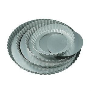 7 1 / 2 Inch Tart Pan with Removeable Bottom