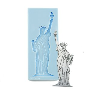 Statue of Liberty Silicone Mold