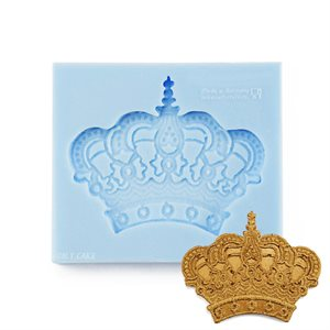 Royal Crown Silicone Mold