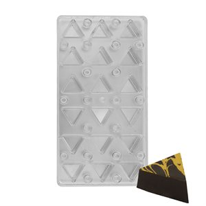 Triangle Magnetic Chocolate Mold