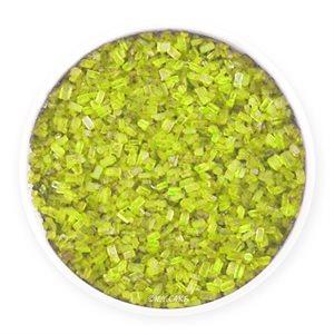 Spring Green Natural Coarse Sugar Crystals