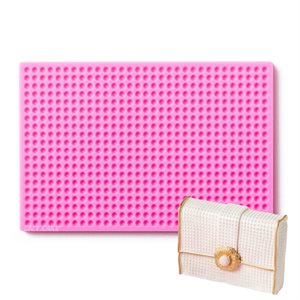 Small Pearl Mat By Lisa Mansour