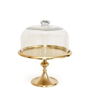 NY Cake Gold Classic Stand 8""