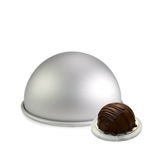 NY Cake Hemisphere Cake Pan 4 x 2