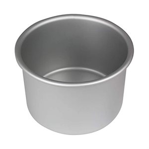 Round Cake Pan 4 by 4 Inch Deep