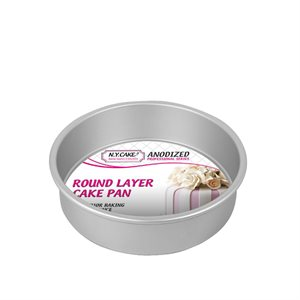 Round Cake Pan 7 by 2 Inch Deep
