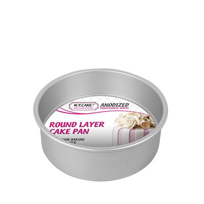 Round Cake Pan 7 by 3 Inch Deep