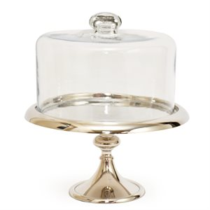 NY Cake Silver Classic Stand 11 3 / 4""