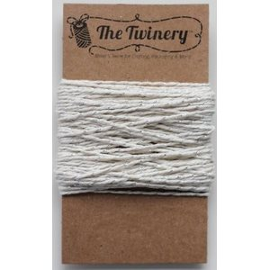 Platinum Silver Twine Mini Bundle 15 Yards