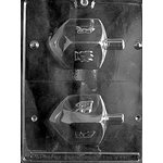 Dreidle Chocolate Candy Mold