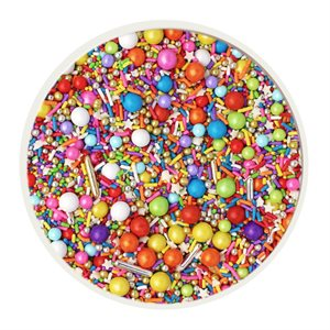 Rainbow Road Sprinkle Mix 4 Oz