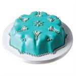 Snowflake Silicone Cake Pan
