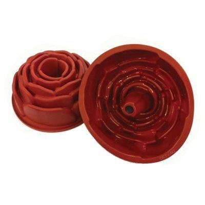 Rose Bundt Silicone Novelty Bakeware