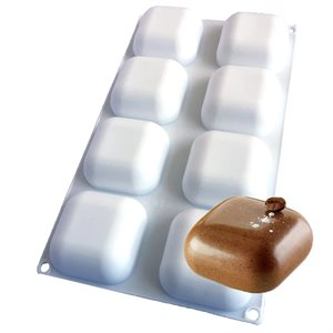 Pillow Gem Silicone Baking & Freezing Mold 3.38 oz.