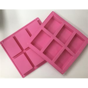 "Silicone Baking Mold-Rectangle 2 1 / 4""x 3 1 / 4"""
