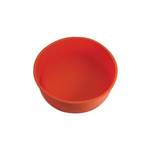 7 Inch Round Silicone Pan