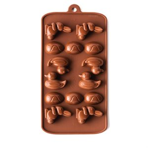 Easter Set Silicone Chocolate Mold