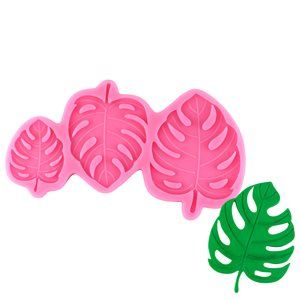 Leaves Silicone Mold