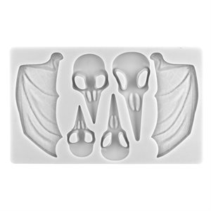 Large Bat Wings Silicone Mold