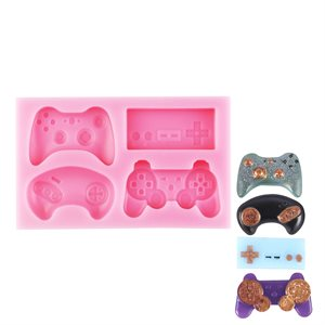 Video Game Controllers Silicone Mold