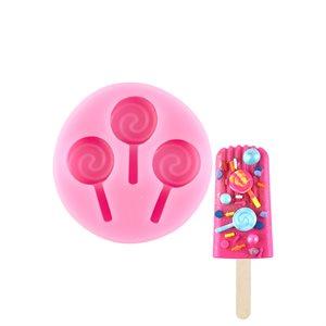 Lollipop Silicone Mold