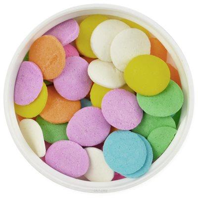 Pastel Jumbo Confetti Sprinkles
