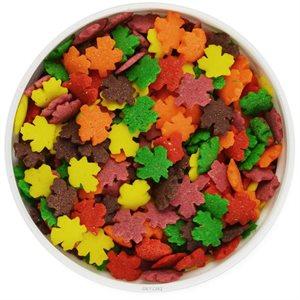 Fall Leaves Sprinkles