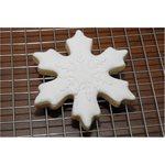 Snowflake Cake & Cookie Stencil