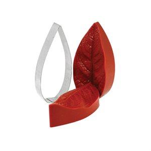 Lily Leaf Cutter & Veiner Set