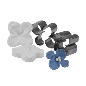 Hydrangea Cutter & Veiner Set