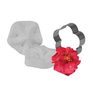 Hibiscus Cutter & Veiner Set