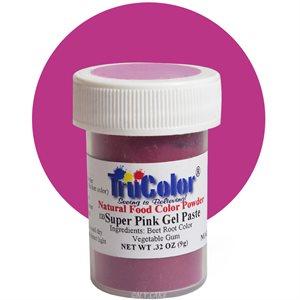 Super Pink Gel Paste Natural Food Color 9 grams